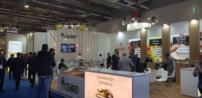 Feria Internacional de la carne Frankfurt